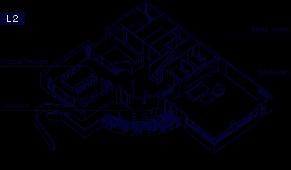 L2 施設マップ|L+〔エルプラス〕PRODUCED BY LANDIC